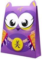 SUN SMILE Набор подарочный косметический «Сова» - маски и патчи для лица.