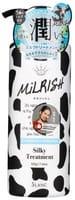 """Milrish Бальзам-кондиционер с молочными протеинами """"Блеск и объём"""", 500 г."""