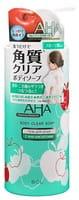"""B&C Laboratories """"Aha Body Soap"""" Гель для душа с фруктовыми кислотами, для нормальной кожи, 400 мл."""