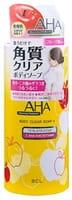 """B&C Laboratories """"Aha Body Soap"""" Гель для душа с фруктовыми кислотами, для сухой и чувствительной кожи, 400 мл."""