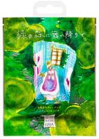 Charley «Bathroom» Соль-саше для ванн «В зелёном лесу», с ароматом лесных деревьев, 30 г.