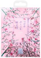 Charley «Bathroom» Соль-саше для ванн «Цветущие бутоны сакуры», с ароматом сакуры, 30 г.
