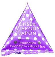 Charley «Onsen» Соль для ванн расслабляющая «Источник Сима», с ароматом нежных цветов, 20 г.