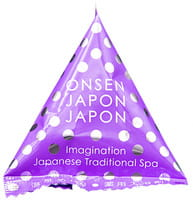 """Charley """"Onsen"""" Соль для ванн расслабляющая """"Источник Сима"""", с ароматом нежных цветов, 20 г."""