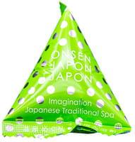 Charley «Onsen» Соль для ванн расслабляющая «Источник Яманака», с ароматом зелёного леса, 20 г.
