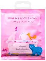 Charley «Sommelier» Соль для ванн расслабляющая, с коллагеном и экстрактом малины, 40 г.