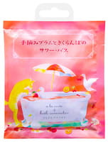 Charley «Sommelier» Соль для ванн расслабляющая, с экстрактом сливы и маточным молочком, 40 г.