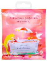 """Charley """"Sommelier"""" Соль для ванн расслабляющая, с экстрактом сливы и маточным молочком, 40 г."""