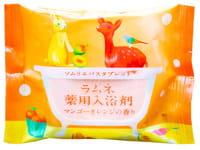 Charley «Sommelier» Соль-таблетка для ванн расслабляющая, с ароматом манго и апельсина, 40 г.