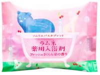 Charley «Sommelier» Соль-таблетка для ванн расслабляющая, с ароматом цветущей сакуры, 40 г.