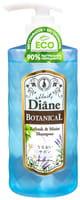 Moist Diane «Botanical Refresh» Шампунь бессиликоновый бессульфатный «Питание», 480 мл.