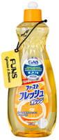 """Daiichi """"Funs"""" Жидкость для мытья посуды, овощей и фруктов """"Свежий апельсин"""", 600 мл."""