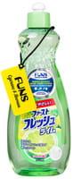 """Daiichi """"Funs"""" Жидкость для мытья посуды, овощей и фруктов """"Свежий лайм"""", 600 мл."""