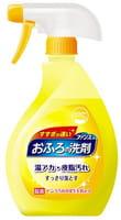 DAIICHI «Funs» Спрей-пенка чистящая для ванной комнаты, с ароматом апельсина и мяты, 380 мл.