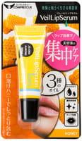 SUN SMILE «Veil Lip» Бальзам для губ увлажняющий с натуральными маслами и ароматом мёда, 10 мл.