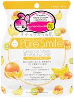 """Sun Smile """"Yougurt"""" Маска для лица на йогуртовой основе, с фруктами, 1 шт."""