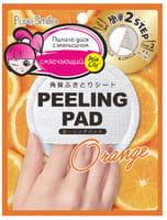 SUN SMILE «Peeling Pad» Пилинг-диск для лица, с экстрактом апельсина, 1 шт.