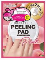 SUN SMILE «Peeling Pad» Пилинг-диск для лица, экстрактом персика, 1 шт.