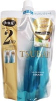 SHISEIDO «Tsubaki Smooth» Разглаживающий шампунь для волос, с маслом камелии, мягкая упаковка, 660 мл.