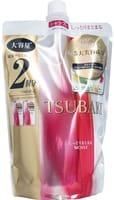 SHISEIDO «Tsubaki Moist» Увлажняющий шампунь для волос, с маслом камелии, мягкая упаковка, 660 мл.