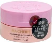 SHISEIDO «Ma Cherie» Увлажняющая маска для придания блеска волосам, с цветочно-фруктовым ароматом, 180 г.