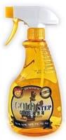 """KMPC """"Gold Step Multi-Purpose Cleaner"""" Универсальное жидкое чистящее средство для дома, с частицами золота, 550 мл."""
