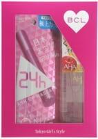 """B&C Laboratories Подарочный набор """"Пушистые ресницы"""": тушь для ресниц (удлинение + подкручивание) + очищающее и увлажняющее масло для снятия макияжа, 145 мл."""