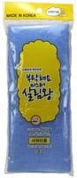 INSAN «Color Bath Wash Towel» Массажная мочалка для тела, жёсткая, 30х100 см.