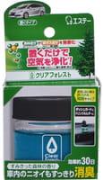ST Гелевый автомобильный ароматизатор автомобильный, с натуральным маслом пихты, 36 гр.