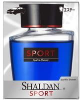 ST «Shaldan Sparkle shower» Жидкий ароматизатор для салона автомобиля, с ароматом искрящихся брызг, 100 мл.
