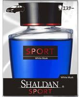 ST «Shaldan White Musk» Жидкий ароматизатор для салона автомобиля, с ароматом белого мускуса, 100 мл.