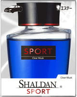 "ST ""Shaldan Clear Musk"" Жидкий ароматизатор для салона автомобиля, с чистым мускусным ароматом, 100 мл."