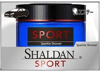 ST «Shaldan Sparkle Shower» Гелевый ароматизатор для салона автомобиля, с ароматом искрящихся брызг, 39 мл.
