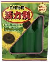 YORKEY Минеральное удобрение для активизации и роста растений всех видов, 8х30 мл.