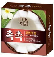 MUKUNGHWA Туалетное мыло с кокосовым маслом, 100 г.