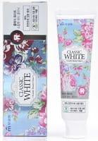 "Mukunghwa ""Classic White Scarlet Beauty Clinic"" Отбеливающая зубная паста, с ароматом мяты и ягод, 110 г."