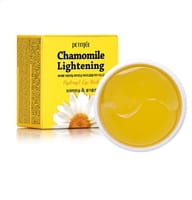 """PETITFEE """"Chamomile Lightening Hydrogel Eye Mask"""" Осветляющие патчи против тёмных кругов и покраснений, с экстрактом ромашки, 60 шт."""