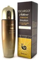 FarmStay «Escargot Noblesse Intensive Emulsion» Антивозрастная эмульсия для лица с муцином королевской улитки, 150 мл.