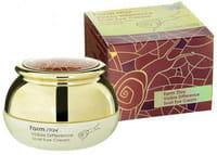 FarmStay «Visible Difference Snail Eye Cream» Крем с муцином улитки для области вокруг глаз, 50 г.
