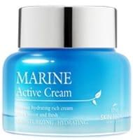 THE SKIN HOUSE «Marine Active Cream» Интенсивно увлажняющий крем для лица, 50 мл.