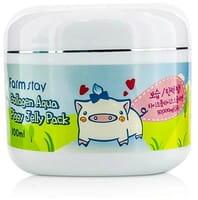 FarmStay «Collagen Aqua Piggy Jelly Pack» Маска-желе увлажняющая со свиным коллагеном, 100 мл.
