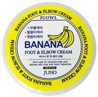Juno Cosmetics «Banana Foot & Elbow Cream» Крем для ног и локтей с бананом, 100 г.