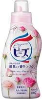 KAO «New Beads Fragrance Gel» Мягкий гель для стирки белья, с цветочным ароматом, 820 г.