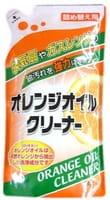YUWA «Orange Man» Моющее средство для кухни против жировых загрязнений, запасной блок, 350 мл.