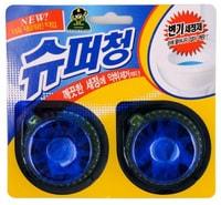 "Sandokkaebi ""Super Chang"" Очищающая таблетка для унитаза, 2х40 г."