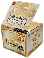SANA «Wrinkle Gel Cream» Крем-гель увлажняющий и подтягивающий с ретинолом и изофлавонами сои, 100 г.