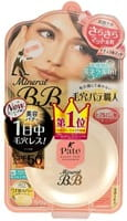 "Sana ""Pore Putty Bb Mineral Powder"" Пудра компактная минеральная (SPF 50, с матирующим эффектом)."