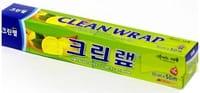 Clean Wrap Плотная пищевая пленка (с отрывным краем-зубцами), 30 см х 50 м.