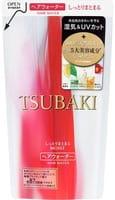 """Shiseido """"Tsubaki Moist"""" Увлажняющий спрей для волос, с маслом камелии и защитой от термического воздействия, мягкая упаковка, 200 мл."""