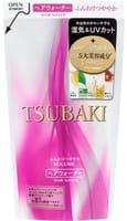 """Shiseido """"Tsubaki Volume"""" Спрей для придания объёма волосам, с маслом камелии и защитой от термического воздействия, мягкая упаковка, 200 мл."""